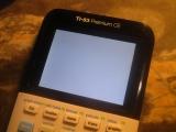 TI-83 Premium CE plantée/bloquée