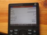 HP Prime + calcul exact exam