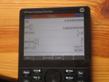 HP Prime + calcul exact exam