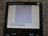 HP Prime + simulateur HP-41CX