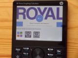 HP Prime by Royal