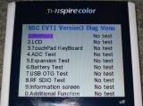 TI-Nspire Color Diagnostics