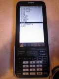 Diags Casio fx-CP400