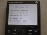 HP Prime G1 diagnostic