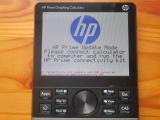 HP Prime + Update mode