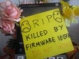 HP Prime + update 10077 = death