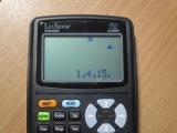 Lexibook GC3000FR : fractions