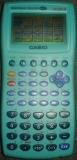 Casio Graph 65 graphique couleur