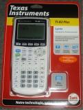 TI-82 Plus sous emballage