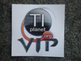 VIP - sticker TI-Planet