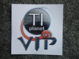 VIP - sticker TI-Planet