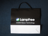 Sac Casio LampFree