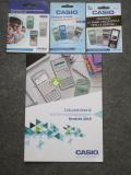 Catalogues Casio - rentrée 2019