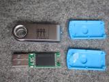 Clé USB T3 France bleue 2 Go