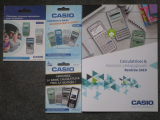 Catalogues Casio - concours 2020