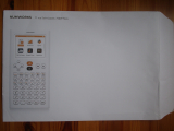 Enveloppe C4 NumWorks - concours