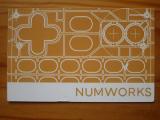 Carte visite énigme NumWorks