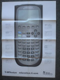 Poster TI-89 Titanium - concours