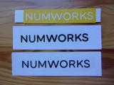 Autocollants NumWorks - 2021