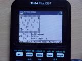 TI-84+CE-T + SynchroD
