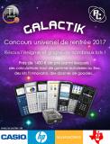 Galactik - concours rentrée 2017