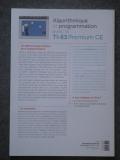 Livre TI-83PCE ICN 2nde
