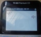 exact math homescreen