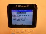 TI-83 Premium CE DVT - Mode Exam