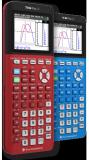 TI-84 Plus CE - Different colors