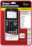 TI-84 Plus CE - Packaging