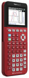 TI-84 Plus CE - Radical Red