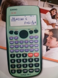 Image Casio fx-92 Collège 2D+
