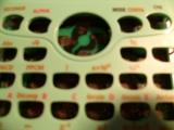 Zoom clavier - carte mère