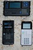 Ti nspire + Ti 92 + Ti 83 PCE
