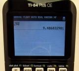 test calcul exact