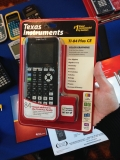 TI-84 Plus CE - Packaging, Front