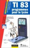 TI 83 programmes pour le lycée