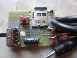 Interface mini-SD Casio Graph
