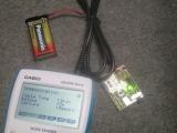 Graph 35+E + interface mini-SD