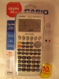 Casio Graph 35+E sous emballage