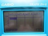 Casio Graph 25+E