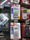 Rayon calculatrices