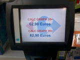 Prix Graph 35+ USB Carrefour