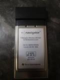 TI-Navigator hub type I - PCMCIA