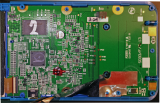 TI-83 Premium CE - HW Rev I PCB