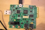 Carte MSPS320C5535 eZDsp (HD)