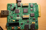 Carte MSPS320C5535 eZDsp (HD)