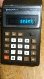 Calculatrice Sanyo CX 1032