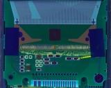 TI-82 0510572 LCD Board UV