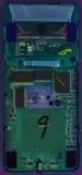 TI-82 9.0 PCB in Housing UV